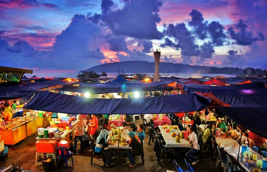 kota-kinabalu-night-market